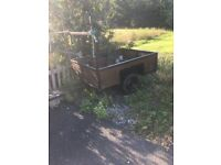 Trailer for sale 4.6ft x 6ft.
