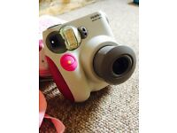 Instax Mini Camera with case