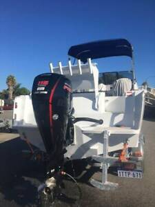 New Stessl 550 Bluewater Plate Runabout = * $ 48,950.00