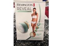 Remington Reveal Wet&Dry Rotating body brush