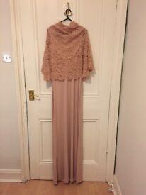 BRAND NEW Size 10/12 Mango Formal Occasion full length dress