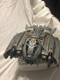 Transformers Dark of the moon movie ark spaceship