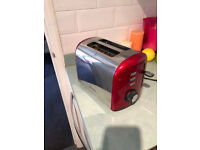 Breville VTT381 Two Slice Toaster - Brushed Red