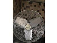 Commercial micromark fan