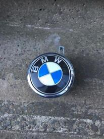 BMW 1 series boot lock
