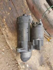 Iveco Daily starter motor, removed from 2005 Iveco Daily