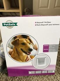 Stay well Pet Door Medium