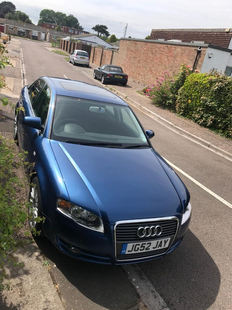 Audi A4 1.8T 2007 (NEW CAMBELT & CLUTCH & 4 NEW HIGH QUALITY TYRES)