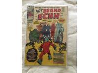 Not Brand Echh#1 1967 Marvel Comic