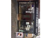Barbar shop for sale