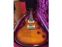 PRS SE 245 *UPGRADES Suhr Thornbuckers, Grover Locking Tuners & 2 Cases *Trade Gibson SG*