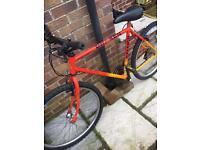 Raleigh draken bike