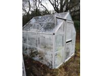 2x greenhouses for sale