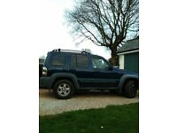 JEEP CHEROKEE 2.8CRD 6 SPD MANUAL (2005)