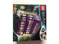 Lego Knight bus new