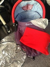 Quinny Pram attachment for Buggy £10