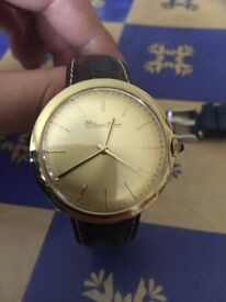 for sale gold watch