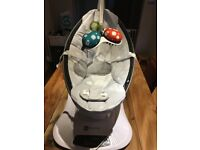 4MOMS MAMAROO baby chair *EXCELLENT CONDITION---NON SMOKING HOUSE ***