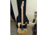 2016 Fender Baja Telecaster for Sale!