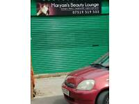 Shop to let in small heath £500