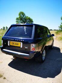 Range Rover Vogue TDV8 3.6