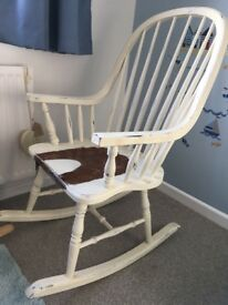 Laura Ashley rocking chair