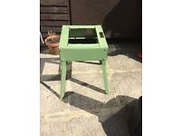 Table saw/ planer thicknesser stand