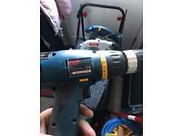 Ryobi Cordless Power Drill