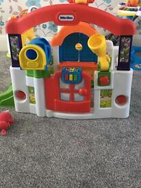Little tikes activity house