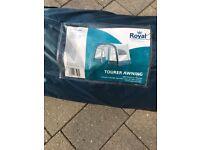 Caravan tourer awning for sale