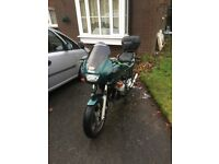 1999 Yamaha xj 600 mot'd lots of extras