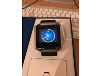 FItbit Blaze Smart Fitness Watch For Sale - Size Small in Black - £80