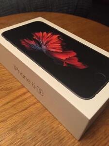 Apple iPhone 6S 64GB Space Gray - UNLOCKED/WIND - NEW! Guaranteed Activation + No Blacklist