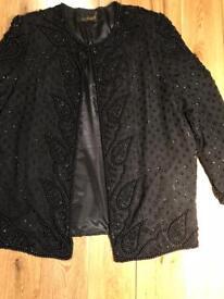 Black Jacket size 14