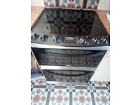 Sold. Zanussi double electric fan oven