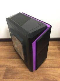 Gaming Computer PC (Intel i5, 4GB RAM, 500GB, GTX 750 Ti 2GB)