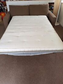 Double Bed Settee. Excellent condition. Looks like new