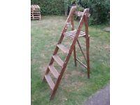 Vintage decorators Ladders