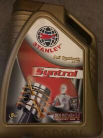 Full Synthetic German Products C3-12 engine oil 5W/30 C3 -12 it's 5 LTR