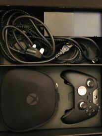 Xbox One 1TB Elite + 12 games