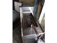 Gas (calor ) catering equipment