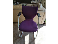Desk/Office chairs - 2 available @£5 each