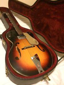 Vintage 1960 Gretsch 6124 Single Anniversary