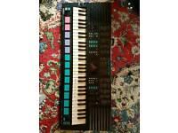 Yamaha electric piano music station