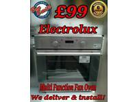 Oven Electrolux Multi Function Stainless Steel