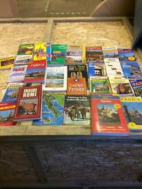 Vintage Guide Books.
