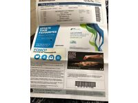 Niall Horan tickets, 2 Front row Circle
