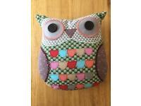 Sass & Belle Owl Cushion