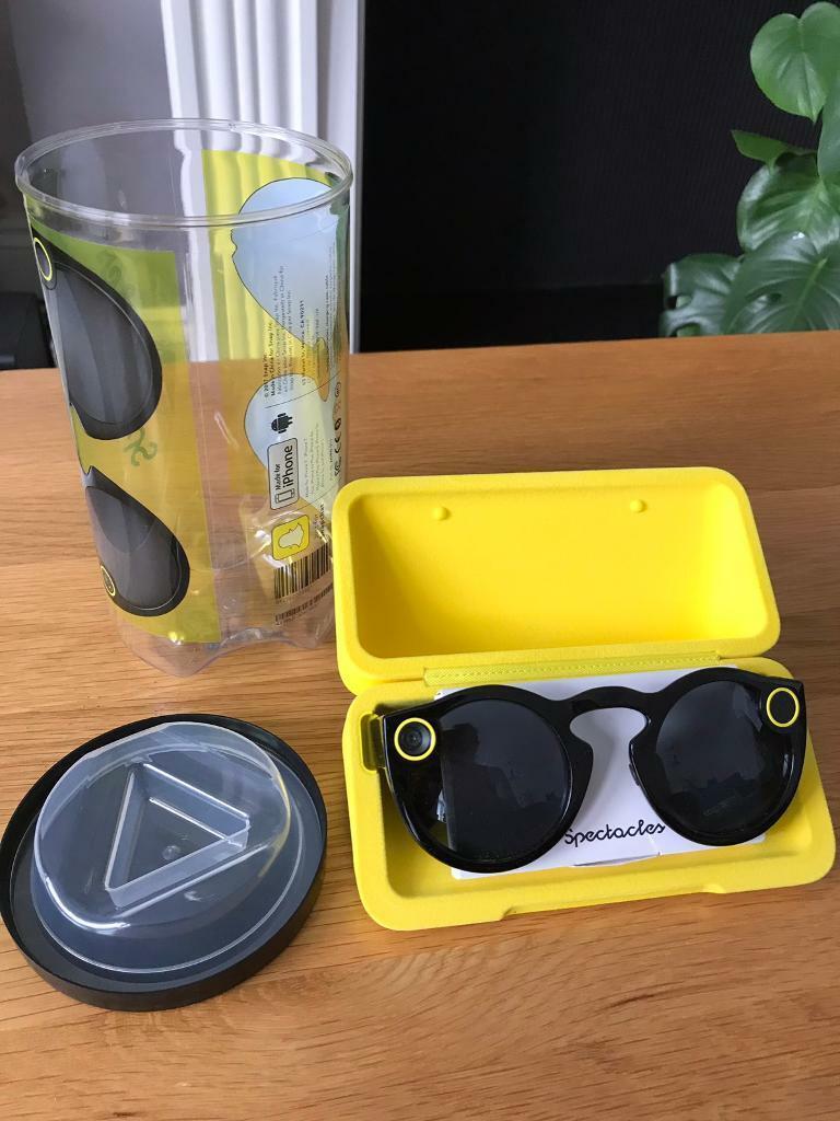 Spectacles by Snap Inc  - HD Snapchat Video glasses   in Kilburn, London    Gumtree