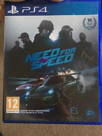 The newest Need for Speed £25 brand new